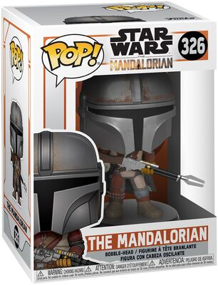 Funko Pop - Star Wars 326 The Mandalorian - På lager uge 42