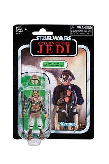 Star Wars EP VI Vintage Collection Action Figure 2019 Lando Calrissian Skiff Guard Exclusive 10 cm