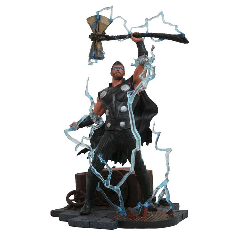 Marvel Avengers Thor diorama figur