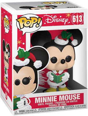 Funko Pop - Disney 613 Minnie Mouse Holiday - På lager uge 42