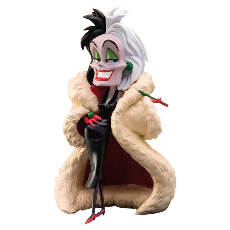 Disney 101 Dalmatians Cruella de Vil Mini Egg Attack figur