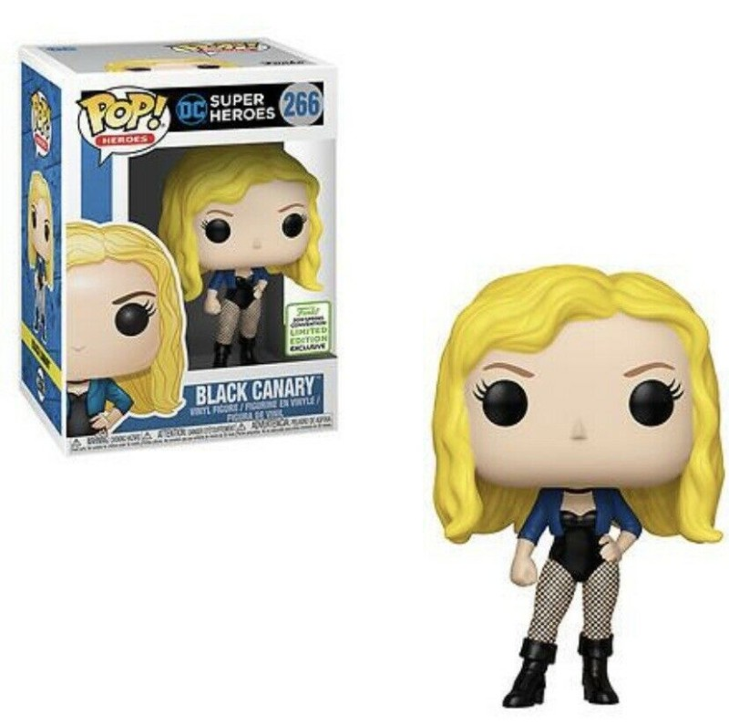 DC 266 - Black Canary (Spring Convention)