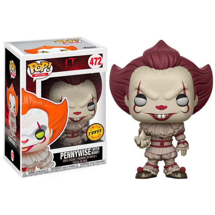 Movies 472 - Pennywise with Boat Chase