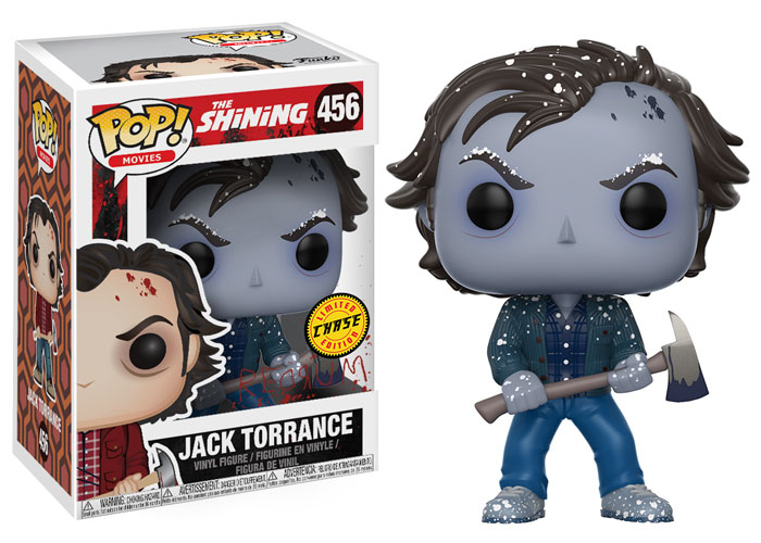 Movies 456 - Jack Torrance Chase