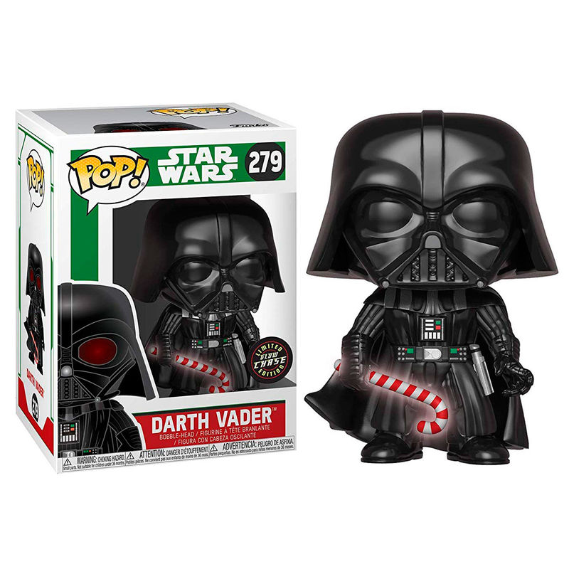 Star Wars 279 - Darth Vader GITD Chase