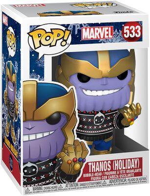 Funko Pop - Marvel 533 Thanos Holiday - På lager uge 42
