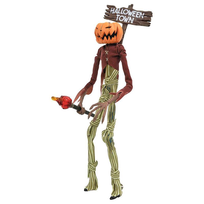 Disney Nightmare Before Christmas Pumpkin King Jack figur