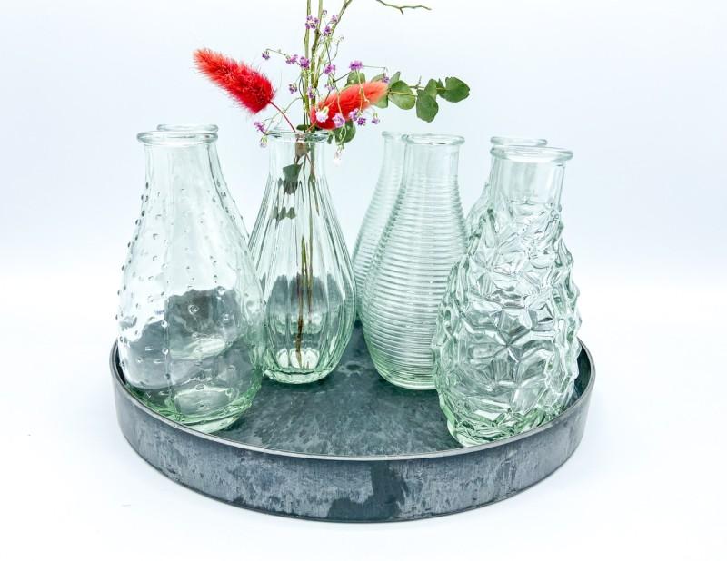 Glasvasen klar