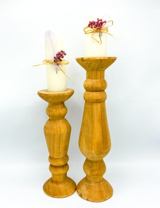 "Kerzenständer ""Pure Wood"""