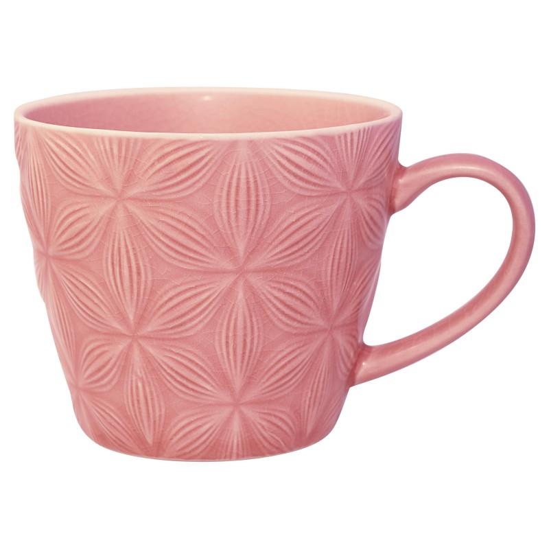 GREENGATE Mug Kallia pale pink