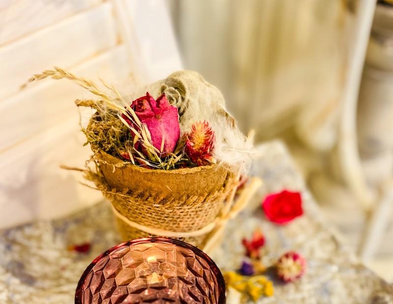 """Blumen für die Ewigkeit """"to go"""""""