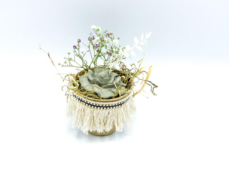 """Blumen für die Ewigkeit """"to go - Boho"""""""