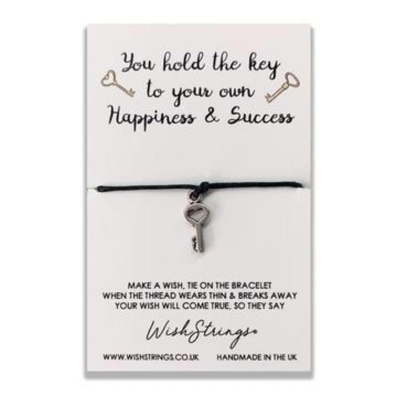 Key to Success WishString