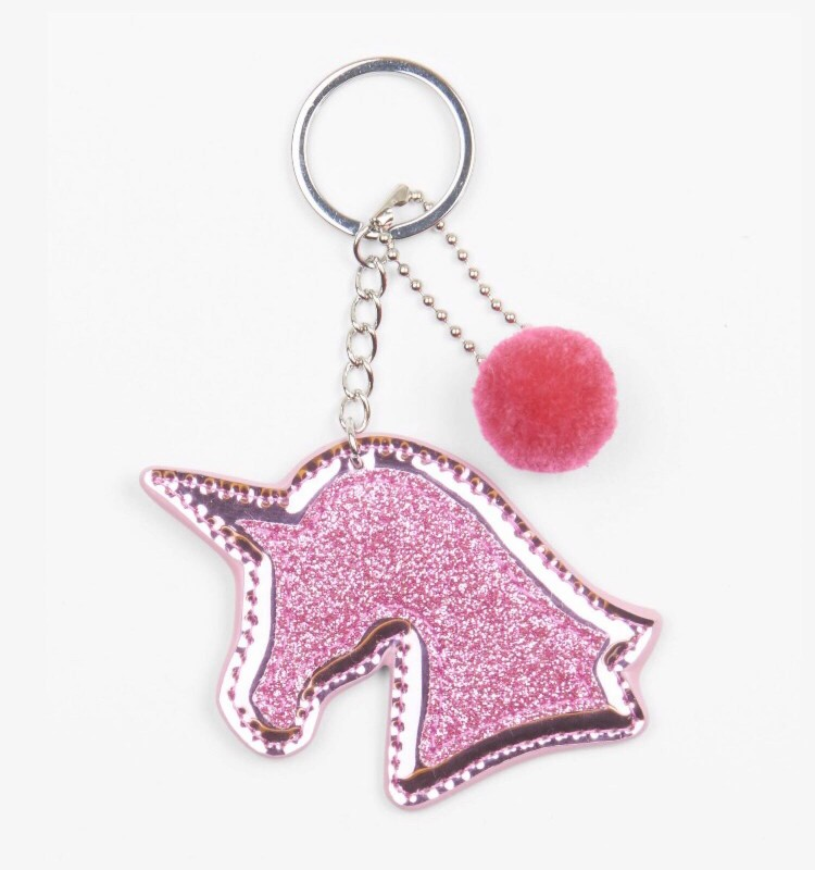 Hatley Glitzy Unicorn Bag Charm