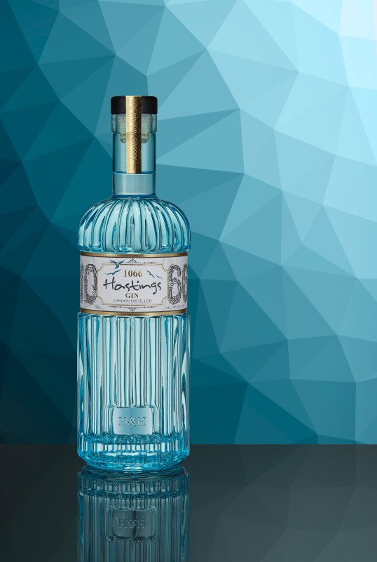 Hastings 1066 Gin 70cl@40%ABV Including UK Postage