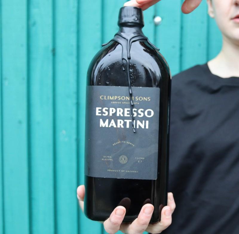 Espresso Martini 1L