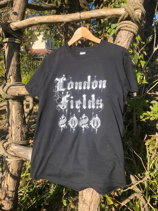 Hackney Half Marathon T Shirt for Shelter