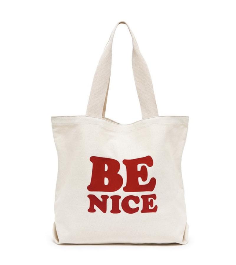Ban.do tote bag be nice