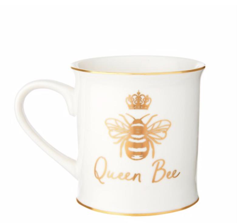 SASS & BELLE - QUEEN BEE MUG