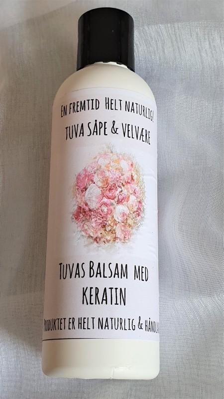 Tuvas Balsam/hårkur Allergenfri AZALEA
