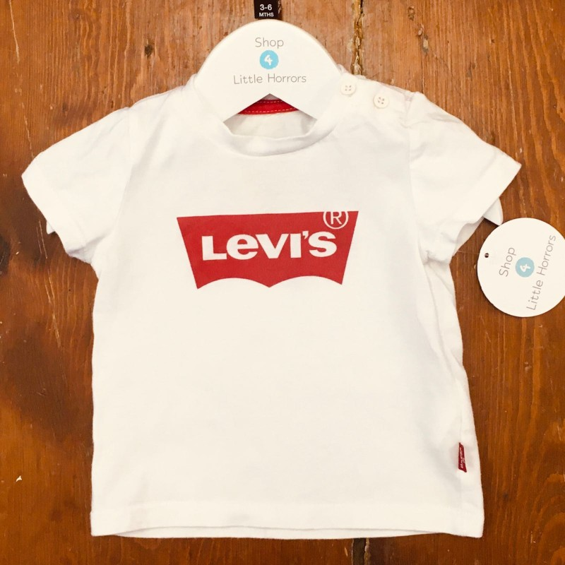 LEVI T-SHIRT 6M