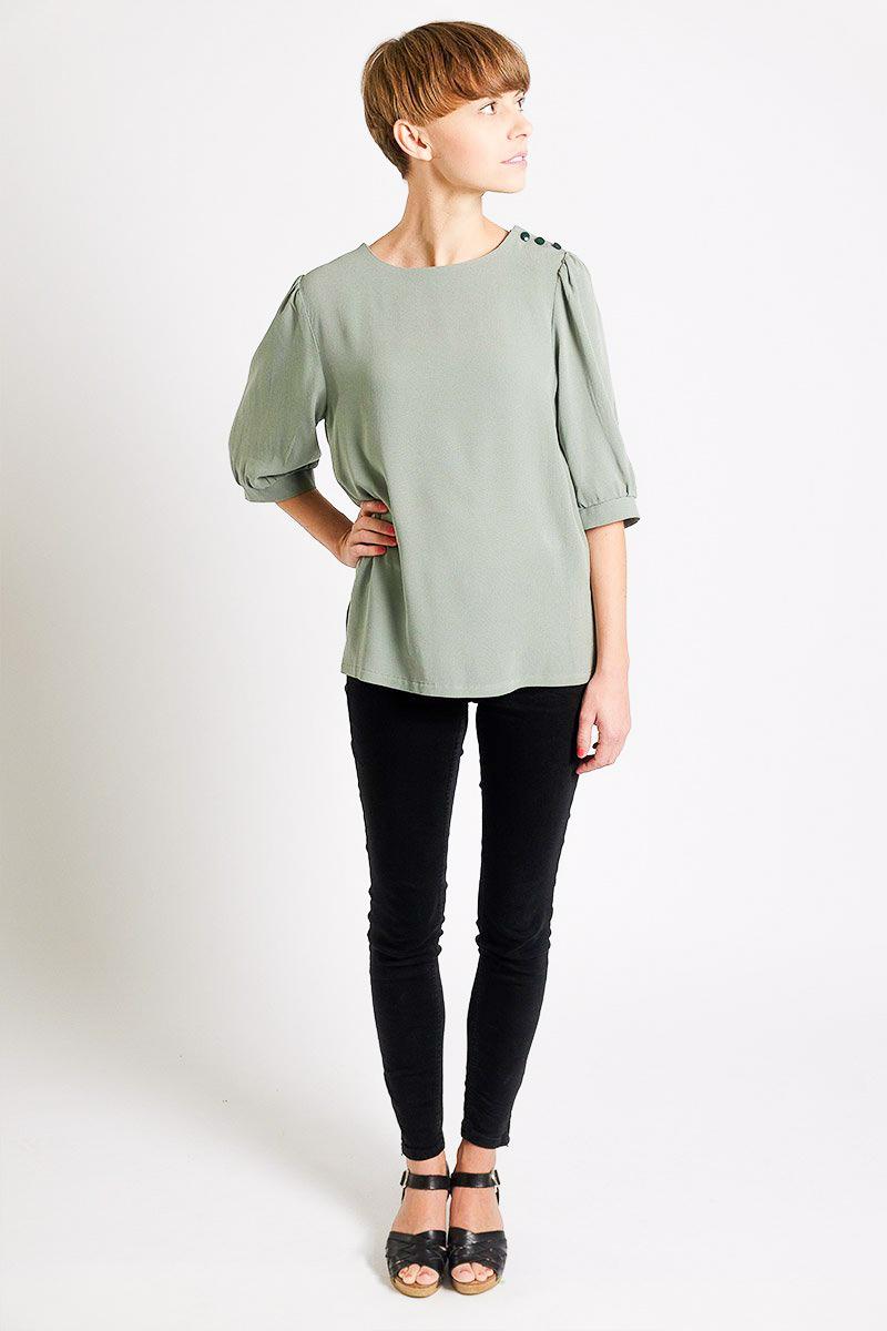 Gerda milky green
