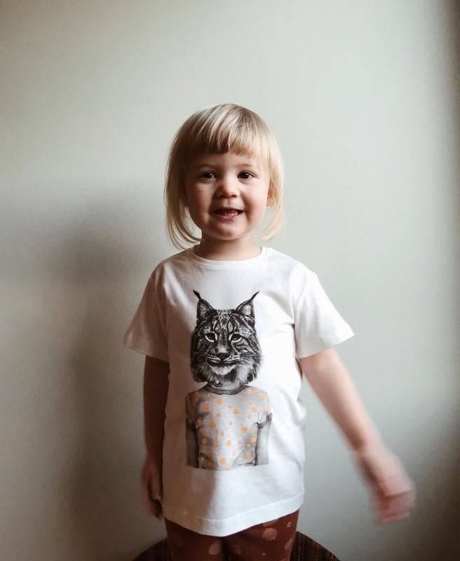Lo t-shirt kids