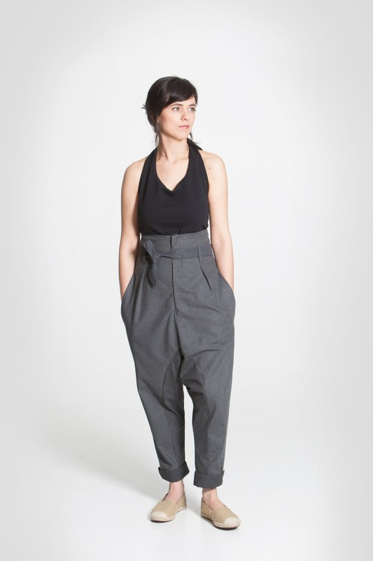 Radalla trousers grey
