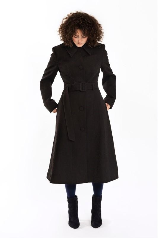Lene coat black