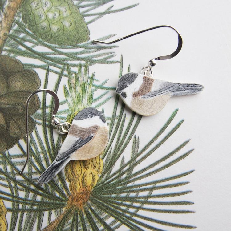 Talltita earrings