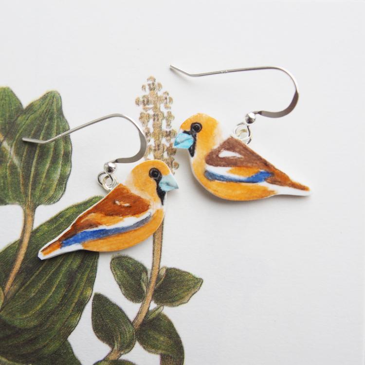 Stenknäck earrings