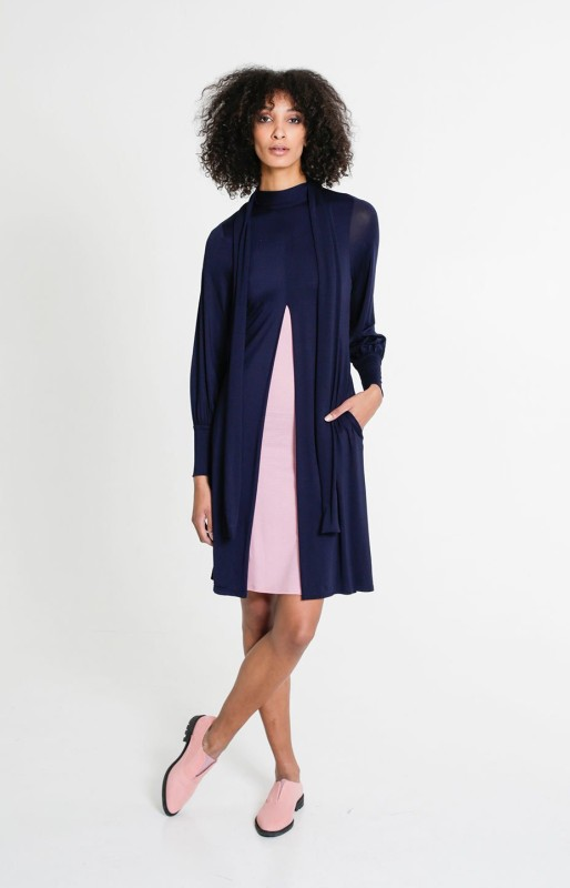 Beacon dress marine