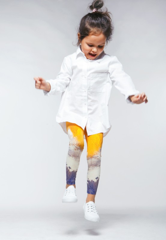 Sahara kids leggings