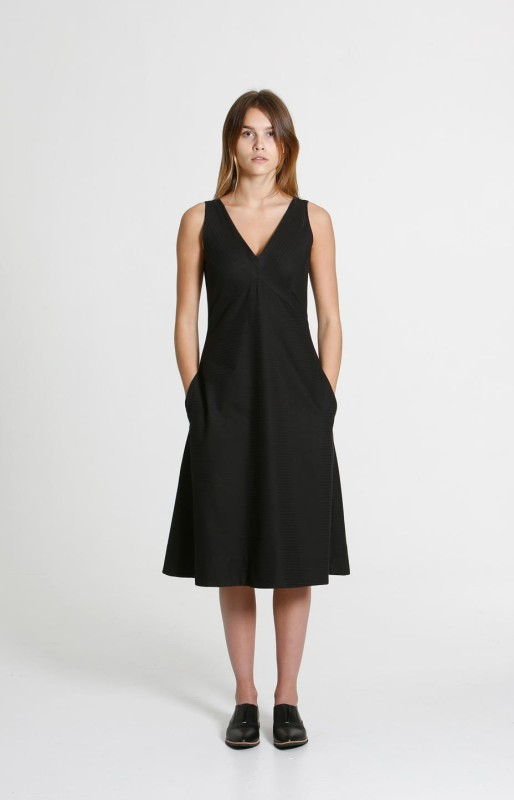 Juhlapaikka dress black