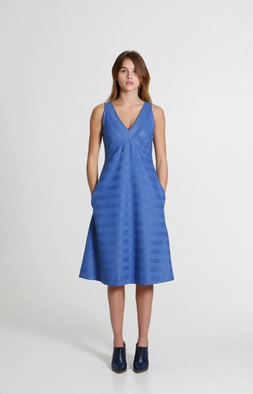 Juhlapaikka dress blue