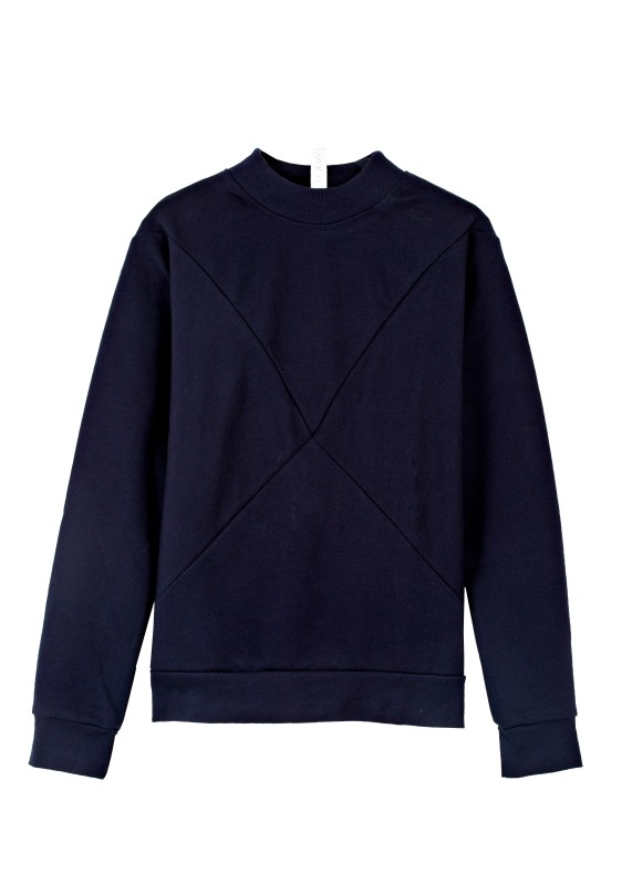 Nor sweater dark blue