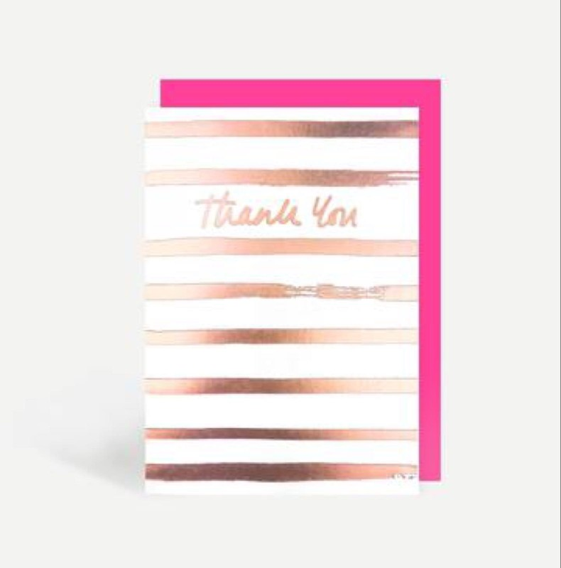 Thank You Stripes (SF07)