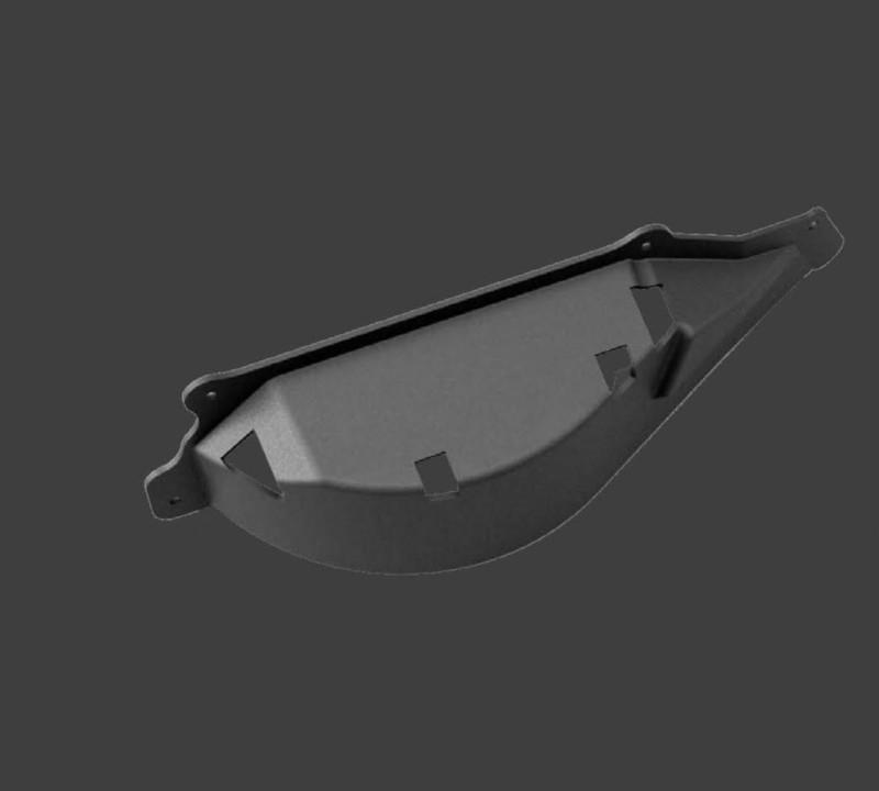 Kjedekassebeskytter Sidewinder/AC 9000