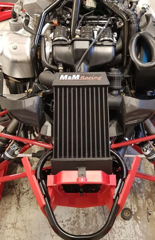 Intercooler Sidewinder MTX og Kingcat