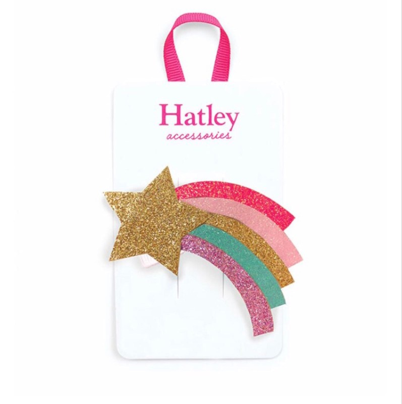 Hatley Shooting Star Large Hair Clip