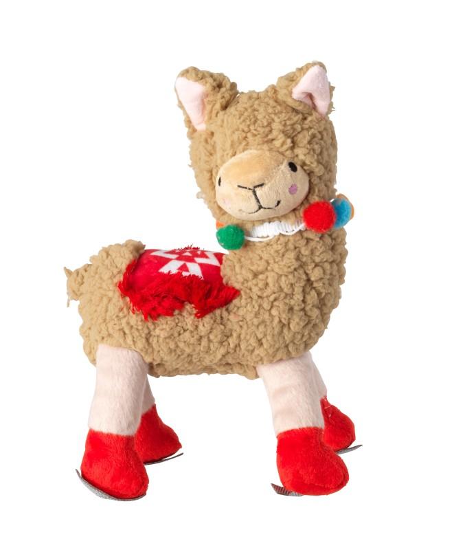 Gift Wrapped Festive Llama
