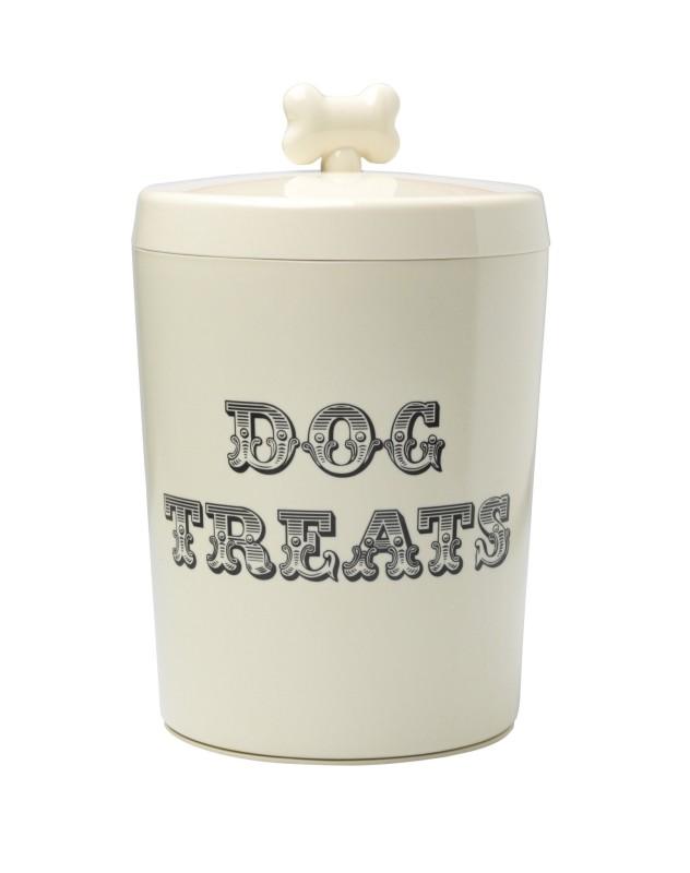 Cream treat jar