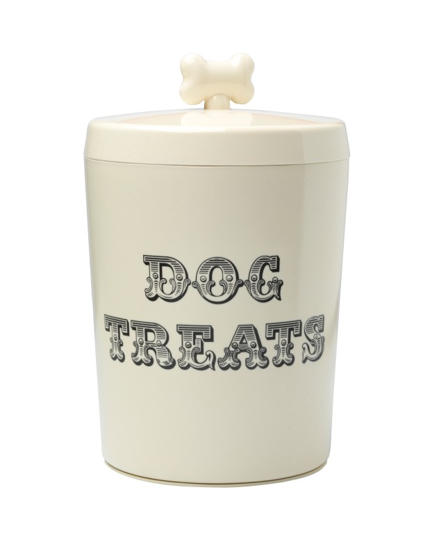 Cream treat jar