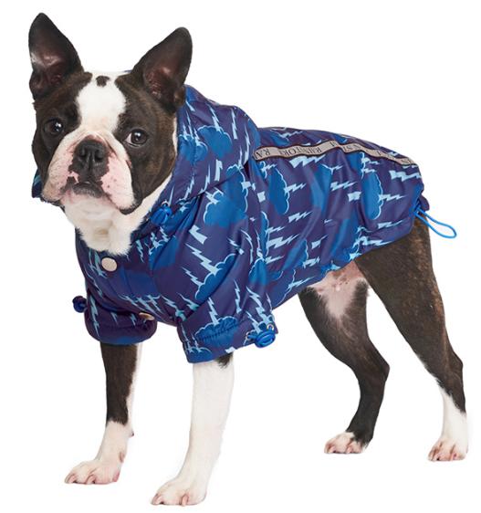 Bolt raincoat