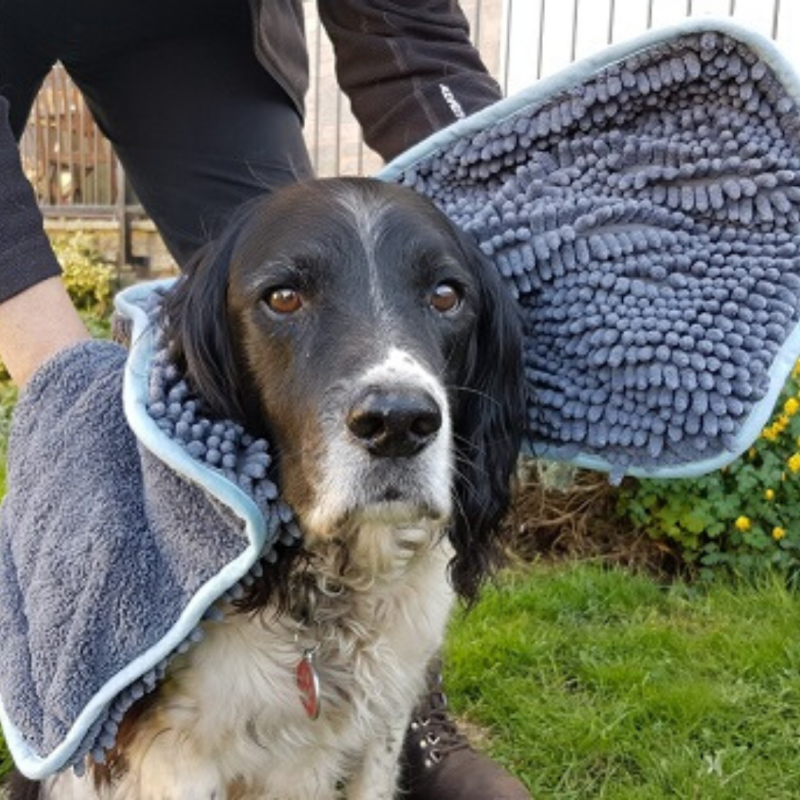 Henry wag - Microfibre noodle glove drying towel