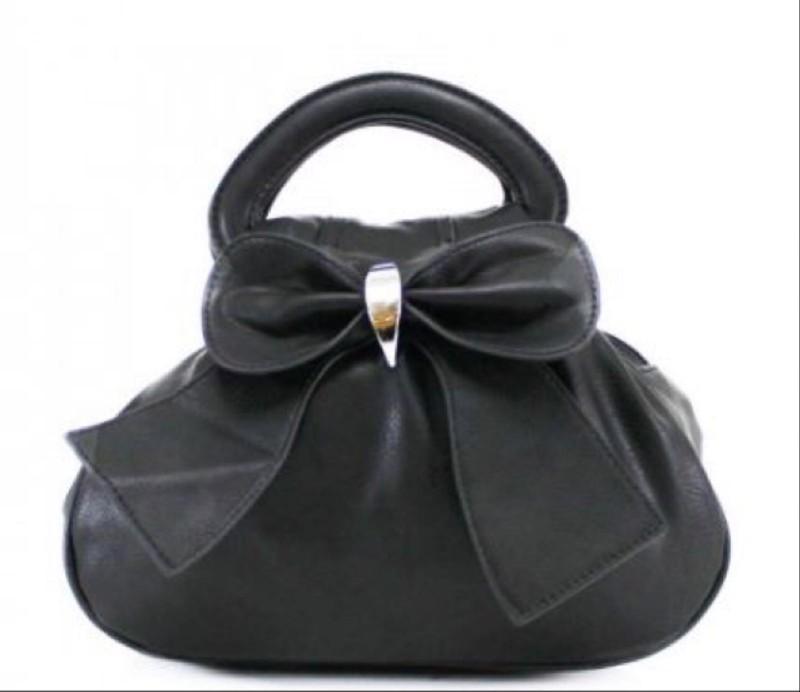 Bow Bag - Black
