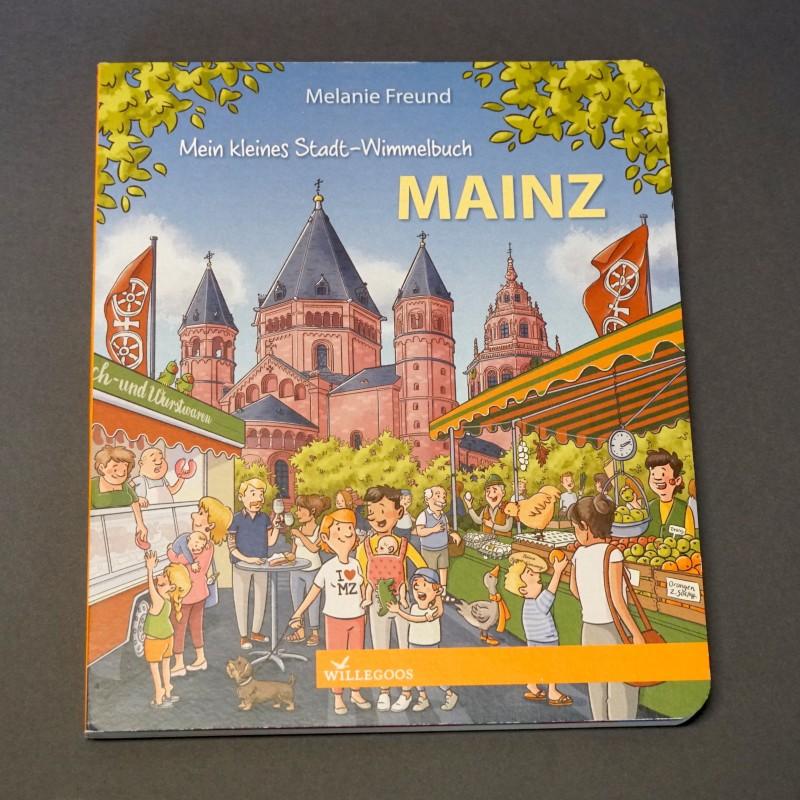 Wimmelbuch Mainz