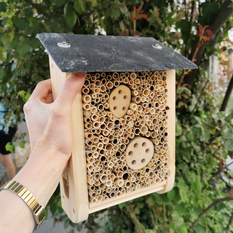 Bienenhotel von Mein kleiner Garten