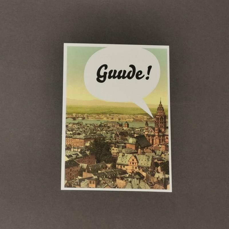Postkarten von LUUPS