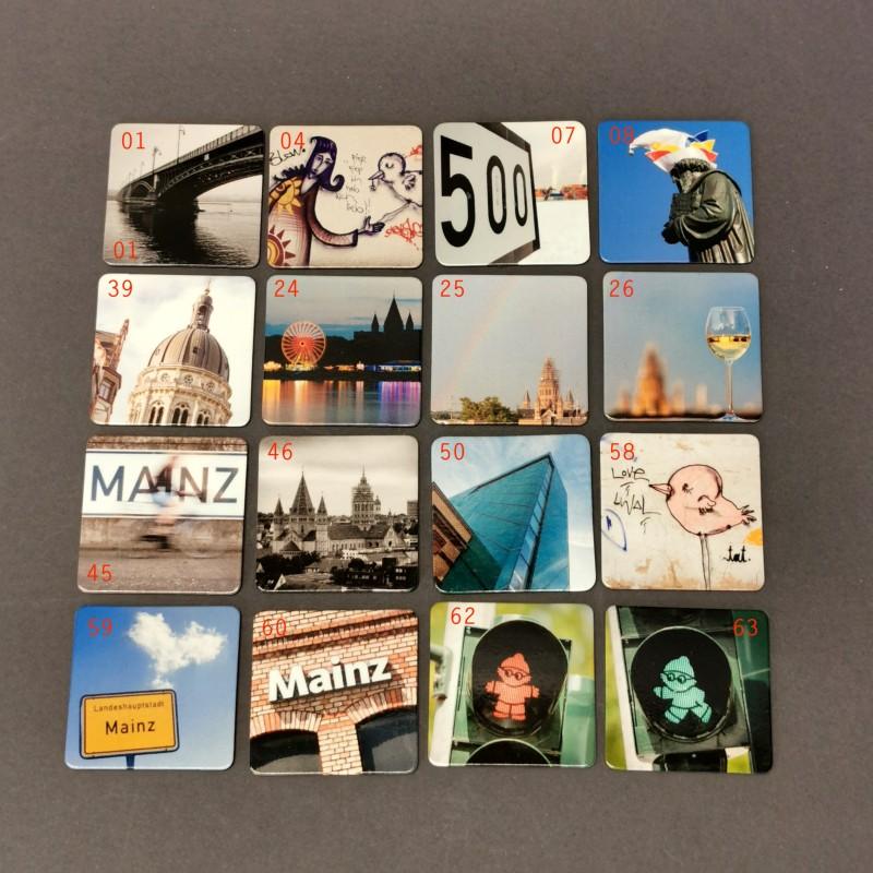 Magnet // Mainz im Quadrat